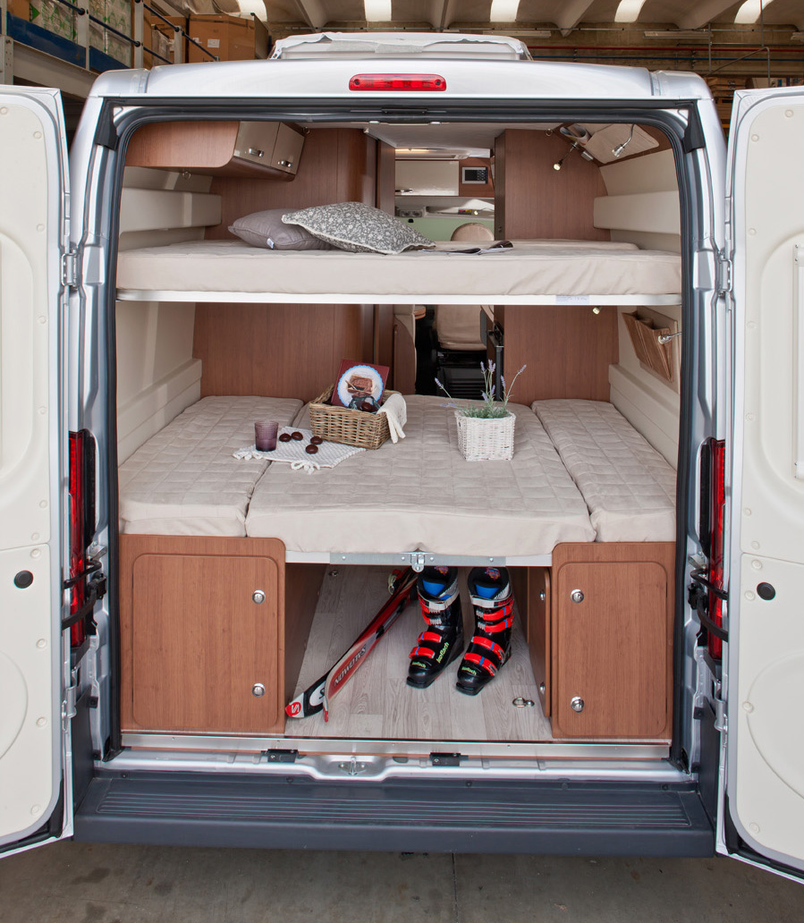 furgonetas camperizadas madrid